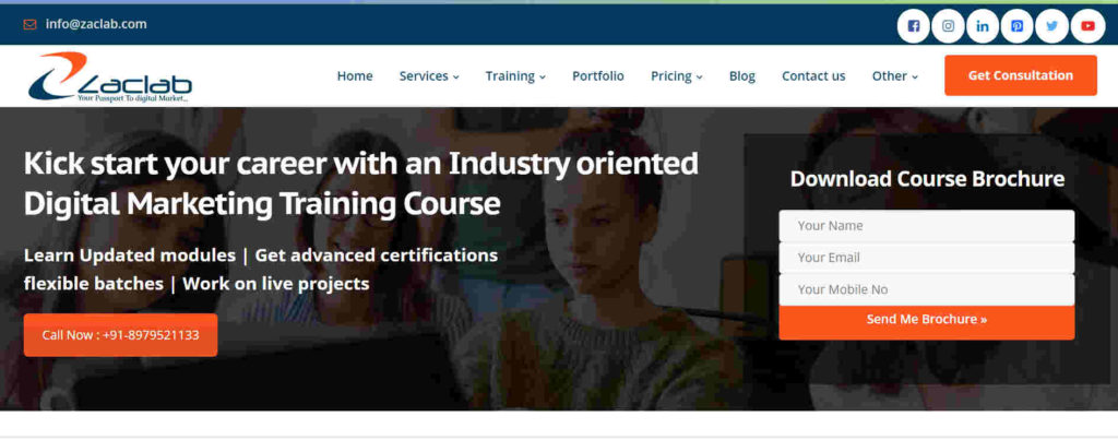 Top 10 best affordable digital course in India